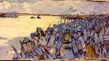 """""""L'exécution capitale"""" de Mathurin Méheut, 1915"""