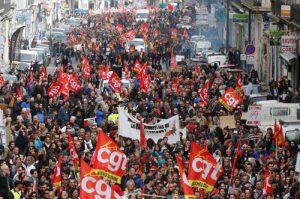 Manifestation contre la loi travail, 31 mars 2016