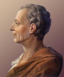 Montesquieu en 1728 (peinture anonyme)